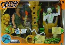 "ACTION MAN - ""PYRAMIDE MISSION"" - 2 personaggi-Hasbro"