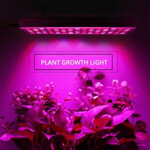 45W 25W LED Bulb Full Spectrum Hydroponic Grow Light Plant Growing Panel Lamp