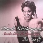 NEW Smoke Gets in Your Eyes: Best of Dinah Washington (Audio CD)