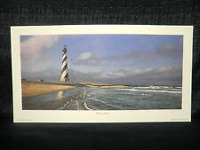 Phillip Philbeck Hatteras Calm Cape Hatteras Lighthouse Open Edition Lithograph