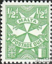 Malta P28a X postfris MNH 1967 Maltezer Kruis