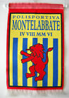 BELLISSIMO GAGLIARDETTO POLISPORTIVA MONTELABBATE CALCIO - pennant wimpel fanion