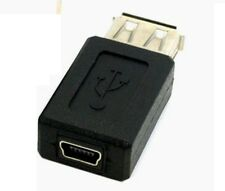 Adaptateur USB 2.0 vers mini USB femelle / USB female Adapter to female mini USB