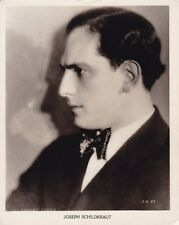 JOSEPH SCHILDKRAUT Original Vintage 1920s MELBOURNE SPURR Silent Portrait Photo