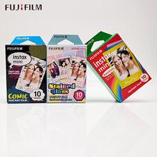 30 Sheets Fujifilm Instax Mini Instant Film for Mini 9 8 8+ 7s 70 90 25 SP-2 SP1
