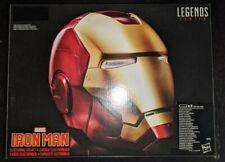 Hasbro Marvel Legends Iron Man Helm Tony Stark Avengers Replica Kostüm