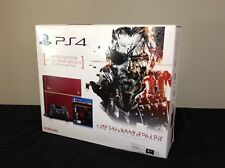 Sony PlayStation 4 Metal Gear Solid V: The Phantom Pain Limited Edition 500GB...