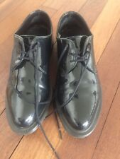 Black Patent Women's Size 5 Dr Martens 'Tanner' (Used/Boxed)