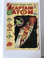 Strange Suspense Stories #75!  Silver Age Charlton!  Origin of Cap Atom!!