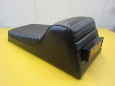 *1973 VINTAGE POLARIS TX  PLEATED   SNOWMOBILE SEAT COVER NEW!*