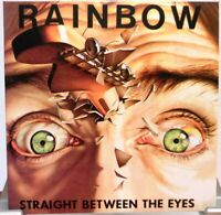 RAINBOW + CD + Straight Between The Eyes + 9 starke Rock Songs + Special Edition