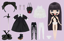 Takara Hasbro CWC Neo Blythe doll Daunting Drusilla *OUTFIT ONLY*