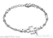 WOW Bracciale Rigido Bangle Braccialetto Regalo Argento 925 charms Portafortuna