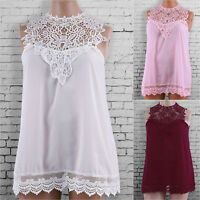 Women Lace Mock Neck Sleeveless Short Mini Dress Summer Beach Casual Sleepwear