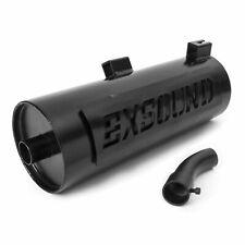 Kimpex Exsound HD Muffler Ref 1261223-489 Polaris Sportsman 600 700 800 02-2015