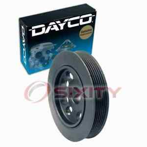 Dayco Engine Harmonic Balancer for 2015-2019 Jeep Renegade 2.4L L4 Cylinder aw