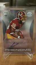 2013 Panini Totally Certified Chris Thompson Auto /499 Washington Redskins NFL