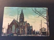 Trinity Church Millville, New Jersey Postcard  1906