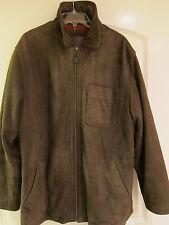 @Rare+Timberland WeatherGear Waterproof Cowhide nubuck leather Jacket/Coat  M@