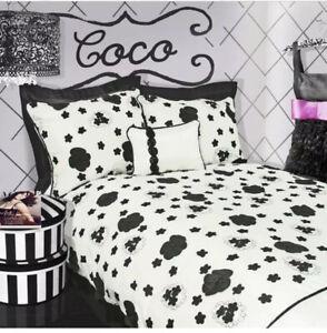 Girls dorm twin Xl duvet Wake Up Frankie Beach Coco Collection - Duvet Only