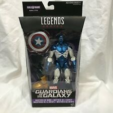 Marvel Legends VANCE ASTRO MASTERS OF MIND GUARDIANS OF THE GALAXY BAF TITUS NIB