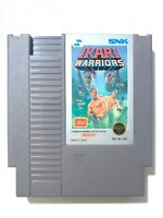 Ikari Warriors ORIGINAL NINTENDO NES GAME Tested WORKING Authentic!