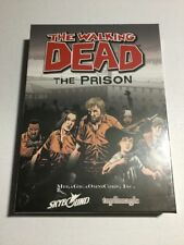 The Walking Dead Prison Board Game (Skybound, 2014) - New/Sealed!