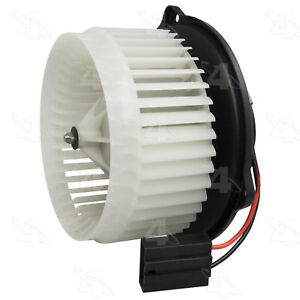 New Blower Motor With Wheel   Four Seasons   76910