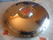 MG1100 MG1300 NEW BRITISH MADE CHROME HUB CAPS + BADGES X 1 (FREE UK POST)