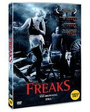 Freaks (1932) Tod Browning, Wallace Ford, Leila Hyams / DVD, NEW
