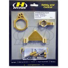 Steering damper mounting kit triumph - Hyperpro MK-TR06-O002