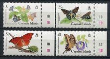 Kaiman-Inseln Cayman 1988 Schmetterlinge Butterflies 600-603 Postfrisch MNH