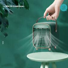 2021년형 Y3 에어쿨 미니냉풍기 이동식휴대용 소형에어컨【Green】