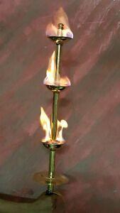 widding party fire sword brass belly dance sword  Handmade in egypt  MN703