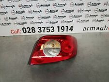 2005 RENAULT MEGANE O/S Drivers Right Rear  Tail Light cabriolet 8200142687