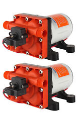 12V Seaflo 6.0 GPM Water Pump System Dual Variable Flow Pump System