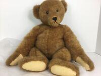 APPLE OF MY EYE TEDDY BY FRANCES HARPER 20 INCH BROWN ARTIST BEAR