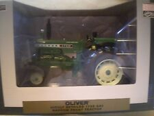 Oliver 1750 Gas Narrow Front 1/16 SpecCast Tractor