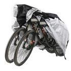 XL Waterproof Bike Bicycle Cover Outdoor Rain UV Protector Dustproof Fit 2 Bikes