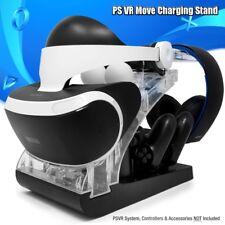 PS VR Bewegen PS4 Controller Lade Dock Station PSVR Headset Lagerung