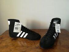 BNIB Adidas Canvas wrestling shoes Lifestyle US 8 1/2 NO boxing boots freistil