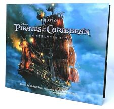 Art of Pirates of the Caribbean ~ BOOK Singer Jerry Bruckheimer HC/DJ NEW