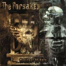 The Forsaken Manifest Of Hate CD (2001)