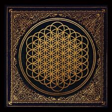 "BRING ME THE HORIZON SEPITERNAL 12"" VINYL COVER ART PRINT FRAMED LICENSED"