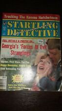 starting detective magazine november 1981 good condition for age