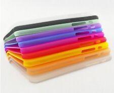 Back 0.3mm Ultra Thin Plastic TPU Rubber Matte hard skin case cover for phone V1
