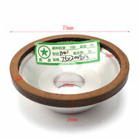 100mm Diamond Grinding Cup Wheel 150 Grit Cutter Grinder for Carbide Metal