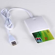 Contatto portatile USB SMART CARD Chip IC Card Reader Writer con Slot SIM k2