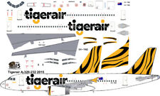 Tigerair Australian Airbus A-320 decals for Revell 1/144 kit