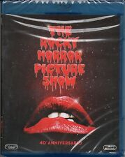 The Rocky Horror Picture 40° Anniversario Show Blu-Ray Disc Sealed New